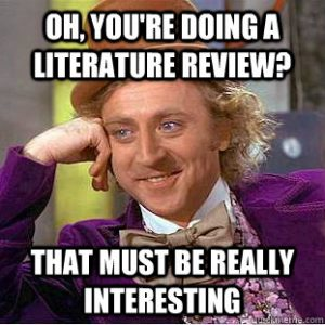 how to write literature review 300x300 - How to Write a Literature Review Research Paper the Most Easy Way