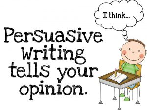 persuasive writing 300x225 - How to Write 5 Different Types of Essays [Step by Step]